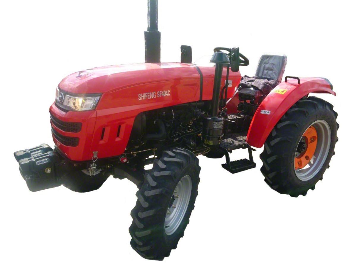 16309 minitraktor shifeng sf 404 c