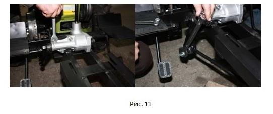 изображение минитрактора из мотоблока