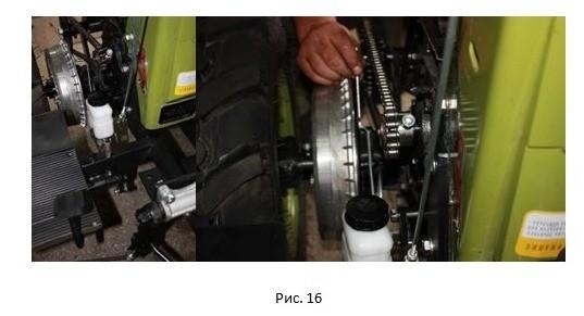 инструкция переделки минитрактора