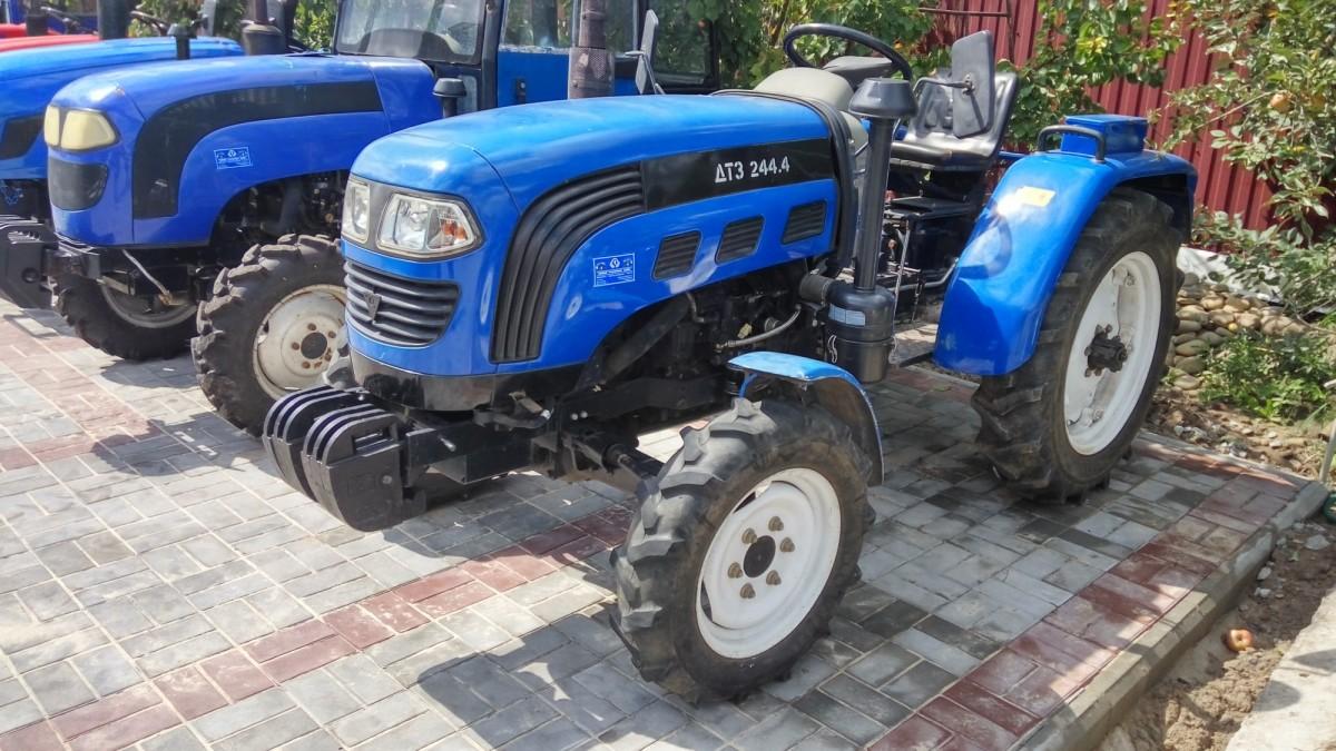 б/у трактор
