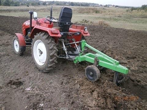 минитрактор для обработки почвы