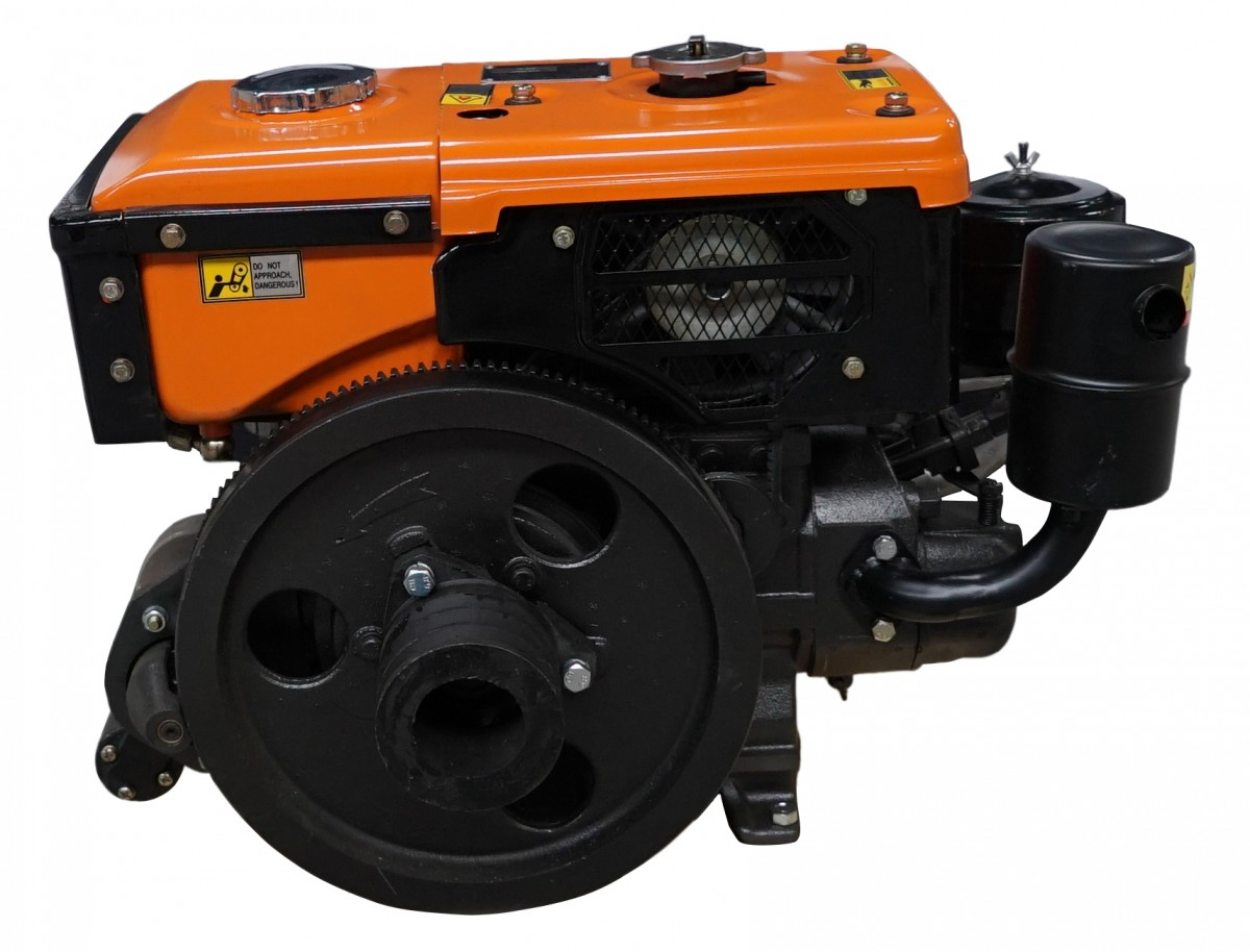 Двигатель Файтер R180ANE с электростартером цена