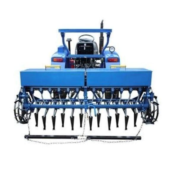 Сеялка зерновая 12-рядная для минитрактора  цена