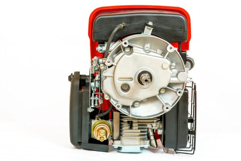 Фото - Двигатель Weima  WM1P65  (c вертикальным валом, под шпонку)