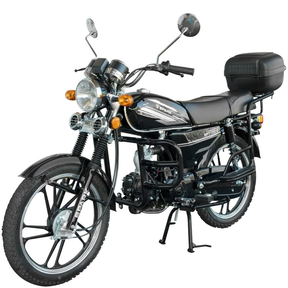 Мотоцикл Spark SP 110C-2 цена