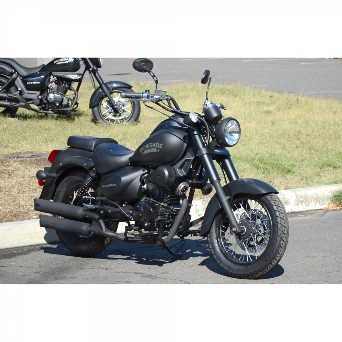 Skybike Renegade 200 (gs-5339)