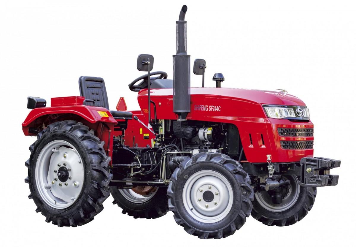 книга по то трактора sf 254