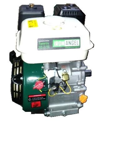 Двигатель бензиновый Iron Angel FAVORITE 212-T/25 цена