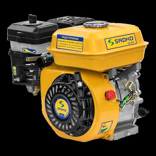 Двигатель Sadko GE-440 цена