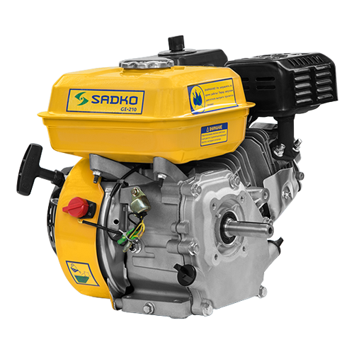 Двигатель бензиновый Sadko GE-440 (8017983)