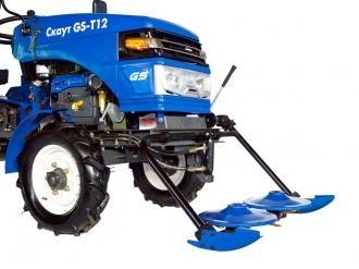 Роторная косилка для тракторов Скаут Т12 - Т24 цена