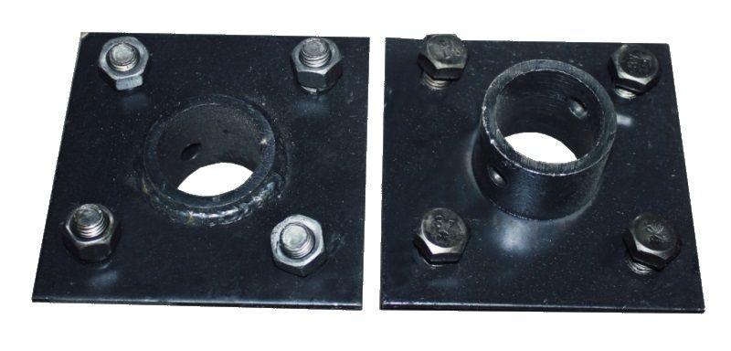 Ступица круглая Кипор 40 мм, пара цена