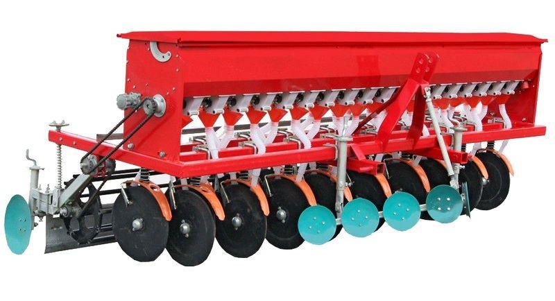 Сеялка зерновая 2BFX-12 (12 рядная) цена
