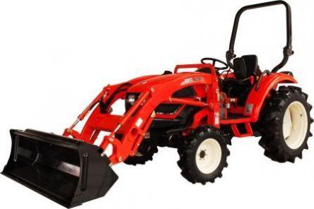 Фронтальный погрузчик KL 1595 (к трактору Kioti DK551) цена