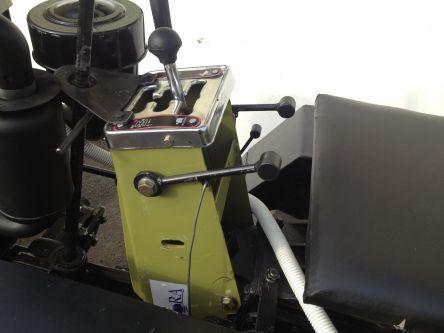 Мототрактор Булат 125DE (gs-511)