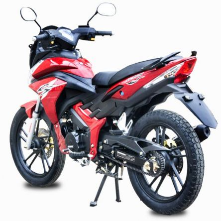 Мотоцикл Spark SP125R-21 (42536)- Фото №2