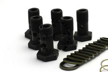 Комплект гидравлических соединений мототрактора цена- Фото №1