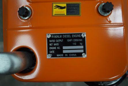 Двигатель Файтер R190ANE с электростартером (gs-5118)
