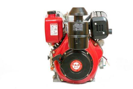 Двигатель Weima WM192FE (вал под шпонку) (21010)