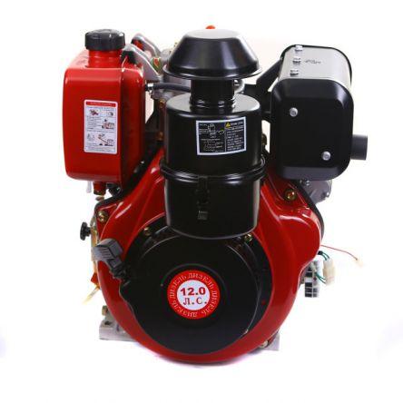 Двигатель Weima WM188FBE (Вал под шпонки, электростартер)  цена