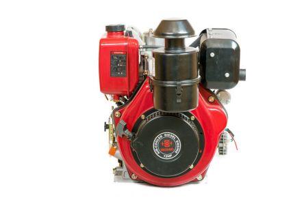 Двигатель Weima WM188FBE (Вал под шпонки, электростартер) (21009)