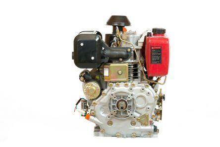 Фото - Двигатель Weima WM188FBE (Вал под шпонки, электростартер)