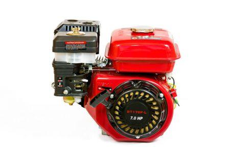 Двигатель бензиновый Weima BT170F-L с редуктором (вал под шпонку, 20 мм) цена
