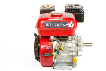 Фото - Двигатель бензиновый Weima BT170F-L с редуктором (вал под шпонку, 20 мм)