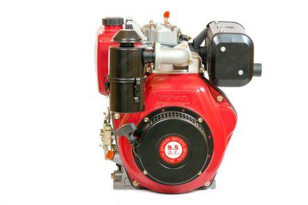 Двигатель дизельный WEIMA WM186FB (вал под шлицы) цена- Фото №1