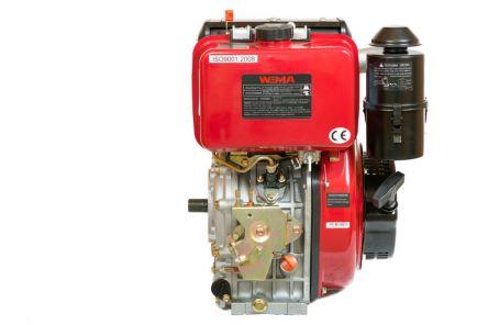 Фото - Двигатель дизельный WEIMA WM186FB (вал под шлицы)- Фото №4