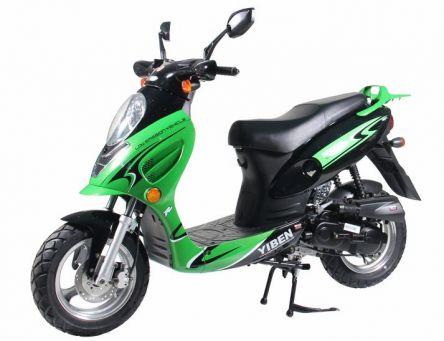 Скутер YIBEN YB50QT-6D цена