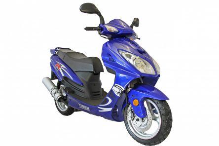 Скутер YIBEN YB50QT-15D цена