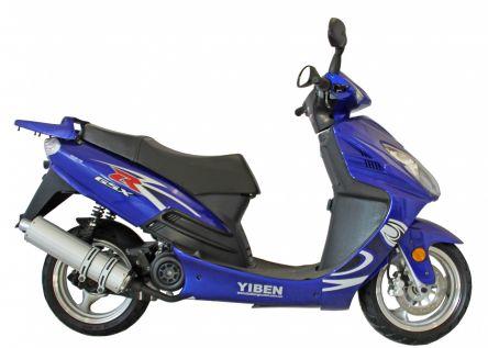 Скутер YIBEN YB50QT-15D (gs-1104)