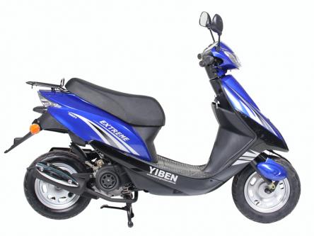 Скутер YIBEN YB50QT-3G (gs-1102)