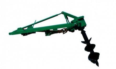 Бур 1W-50 для трактора (4632ТР)- Фото №2