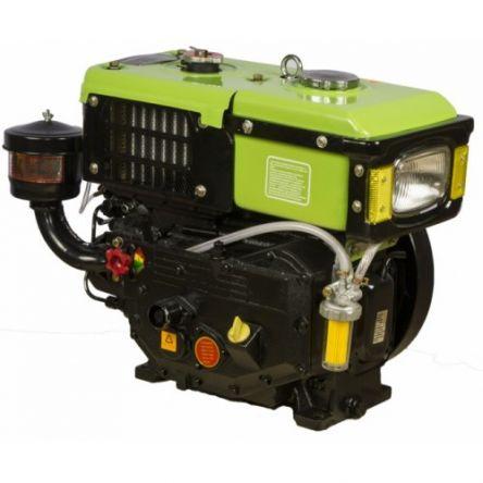 Двигатель R 180 AN, diesel, 8 h.p. (43553)