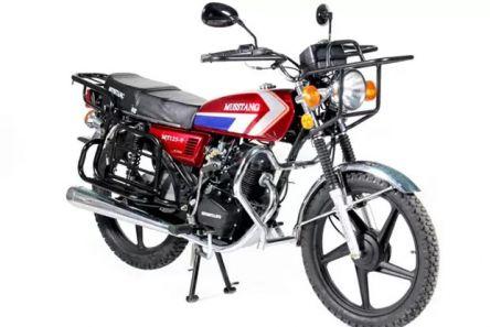 Мотоцикл Musstang MT200T-7 цена