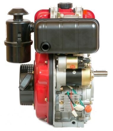 Двигатель Weima WM178FES (R)  (21052)