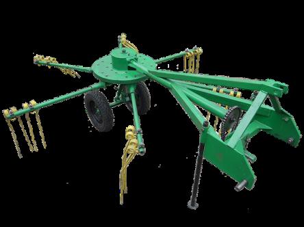 Грабли-ворошилки тракторные роторные Володар ГВР-2 цена