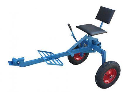 Адаптер разборный, с колесами тачечными 4.00-8 цена
