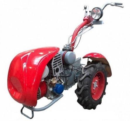 """Мотоблок """"Мотор Сич МБ-8Э"""", с бензиновым двигателем МС-10П-04 (электрический запуск) цена"""