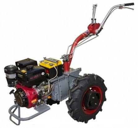 "Мотоблок ""Мотор Сич МБ-13E"", с бензиновым двигателем Weima WM188FE/P (электрический запуск)  цена"
