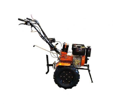 Мотоблок Forte 1350E (оранжевый) цена