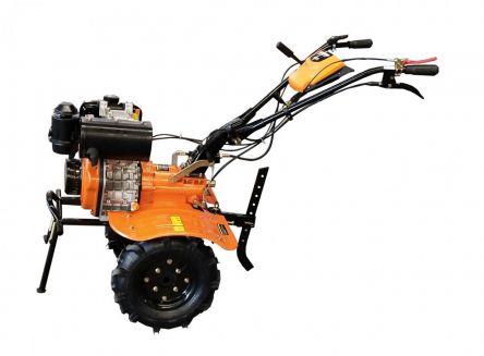 Мотоблок Forte 1050E (оранжевый) цена