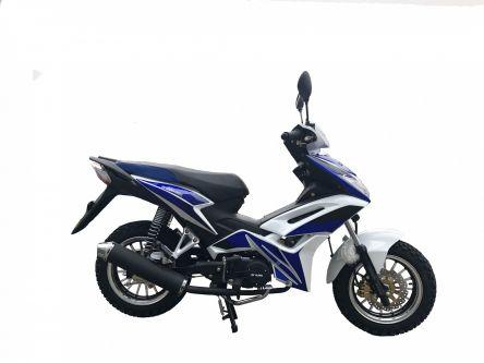 Мотоцикл Spark SP125C-4WQ (90566)