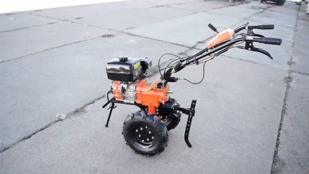 Фото - Мотоблок Forte 1050G (оранжевый)