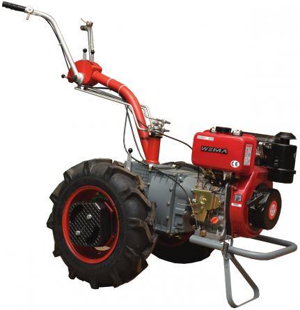 """Мотоблок """"Мотор Сич МБ-6ДE"""", с дизельным двигателем Weima WM178FЕ (электрический запуск) цена"""