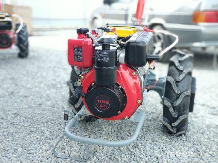 Мотоблок Мотор Сич МБ-6ДЕ (gs-6527)