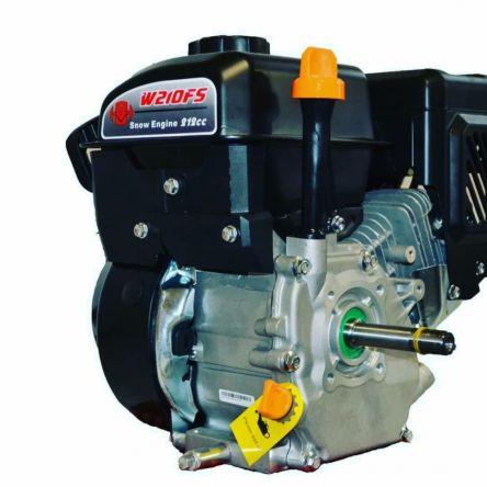 Двигун бензиновий WEIMA W210FS Q3 (20063)- Фото №2