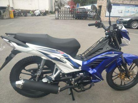 Мотоцикл Spark SP125С-3WQ (90569)